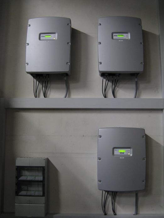 3 neue trafolose Wechselrichter der SMA SMC-Serie