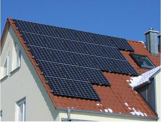 3,78 kWp Kyocera PV-Anlage mit Ertragsüberwachung / Ertragsanzeige Online